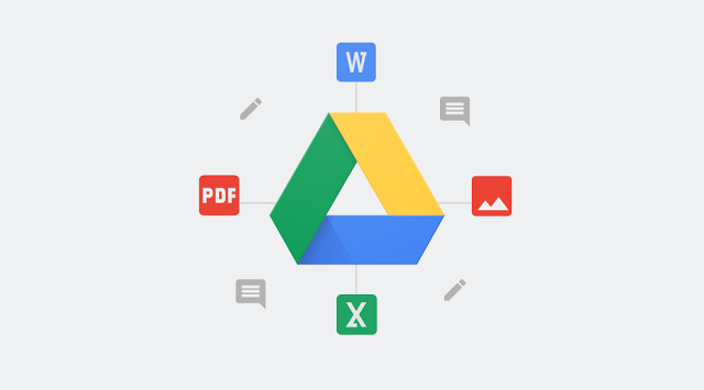 как работать с документами в google