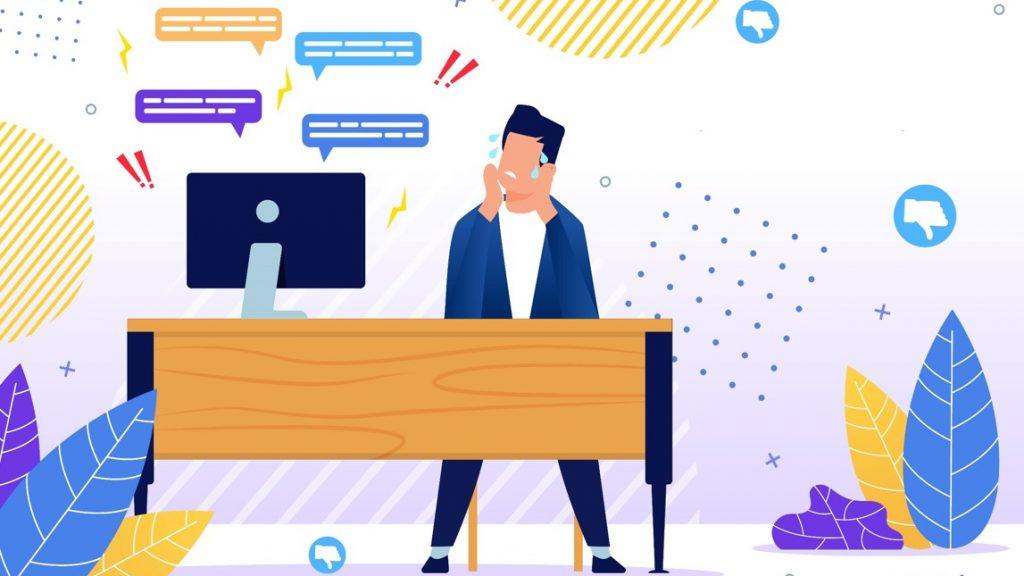 Отработать негатив: как бизнесу решить проблему негативных отзывов в интернете